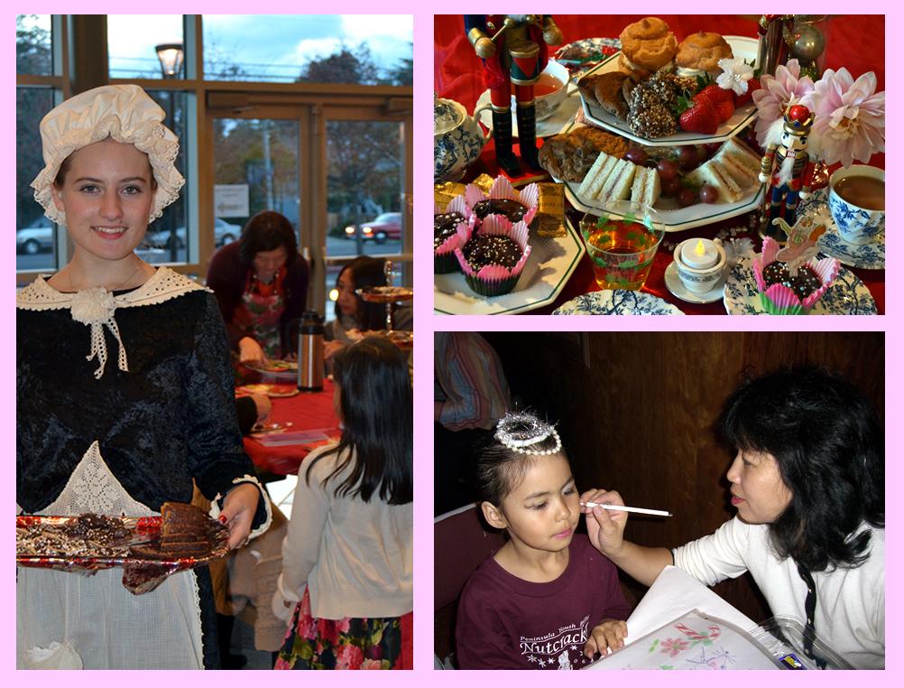 Clara's Tea Party